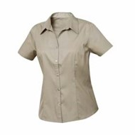 Clique by Cutter Buck | CLIQUE LADIES' Plus Caitlin Twill Shirt
