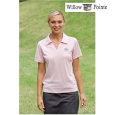 Willow Pointe LADIES' Baby Pique Polo