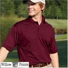 WP Willowtec Performance Mesh Polo Shirt