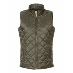 Weatherproof | Ladies Vintage Diamond Quilted Vest