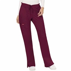 Cherokee | Cherokee TALL Mid Rise Moderate Flare Scrub Pant