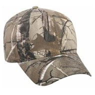 Outdoor Cap | Outdoor Cap 6 Panel Cap for Larger Heads