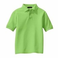 Port Authority | PA Youth Silk Touch Polo