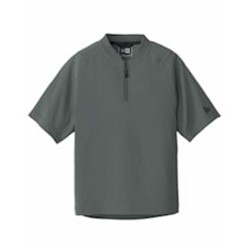 New Era | New Era® Youth Cage Short Sleeve 1/4-Zip Jacket