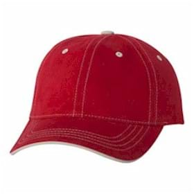 Yupoong Transvisor Brushed Twill Cap