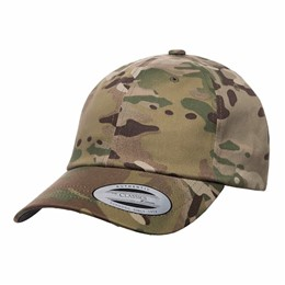 Yupoong | Yupoong Low Profile Cotton Twill Multicam Hat