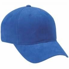 Yupoong Brushed Cotton Twill Mid Profile Cap