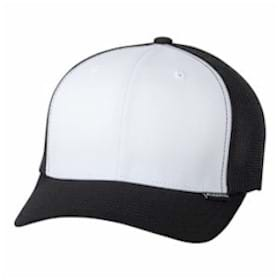 Flexfit Mesh Cotton Twill w/ White Front Trucker C