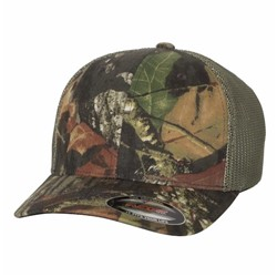 Flexfit | Flexfit Adult Mossy Oak Stretch Mesh Cap