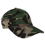 Yupoong | Flexfit Garment Washed Camo