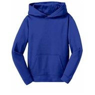 Sport-tek | Sport-Tek YOUTH Sport-Wick Fleece Hooded Pullover