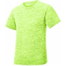Sport-Tek® Youth PosiCharge® Electric Heather Tee