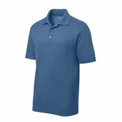 Sport-tek | YOUTH PosiCharge RacerMesh Polo