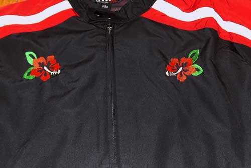 Tri-Mountain Superbike Race Jacket