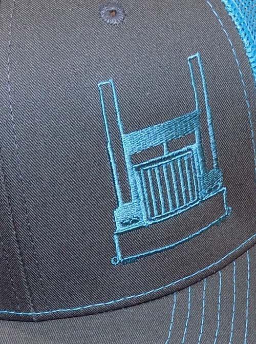 Richardson Trucker Mesh SnapBack Cap